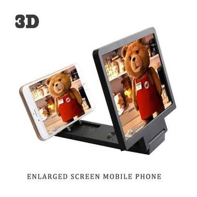 3D Enlarged Screen Mobile Phone image 4