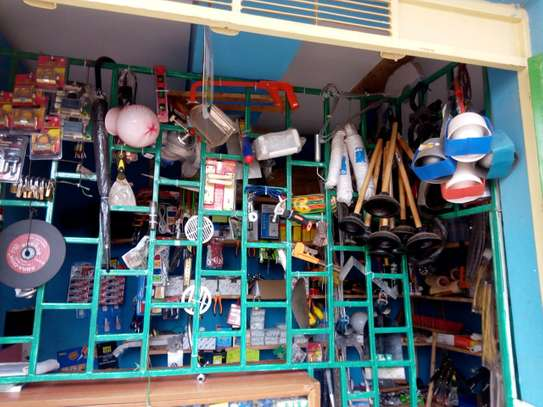 Electricals/Mini Hardware Shop For Sale