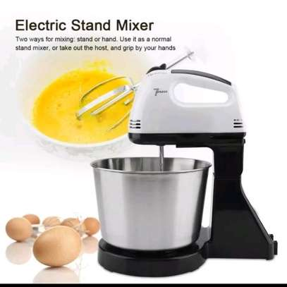 Electric stand mixer image 1