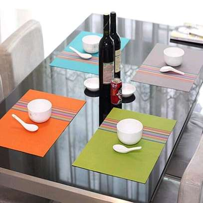 Heat Resistant Table Mats – 6pcs