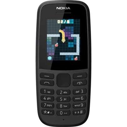 """Nokia 105 (2019) 1.77"""" (Dual SIM) - Black image 1"""