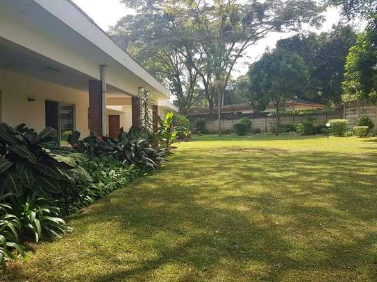 4 bedroom house for rent in Old Muthaiga image 2