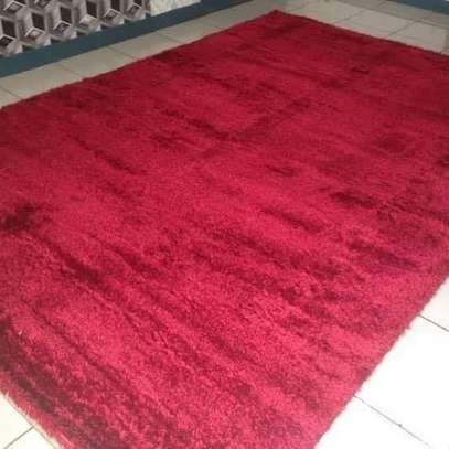 maroon Turkish soft carpets image 1