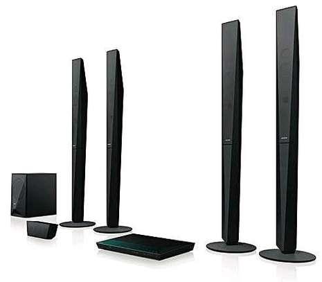 Sony DAV-DZ650 1000W DVD HOME THEATRE 5.1CH, BLUETOOTH  , DVD player image 2