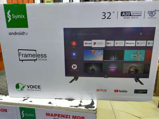 Synix 32 Android Qled TV image 1