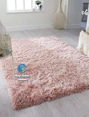 Super fluffy soft carpets(7*10) image 4