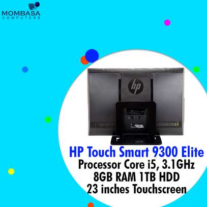 HP Touchsmart 9300 Elite All in One PC Core i5 image 2