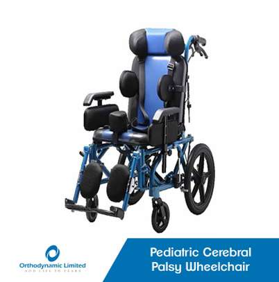 Standard commode wheelchair image 6