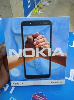 Nokia C1 In shop 16gb 1gb ram 5.45 inch display image 2