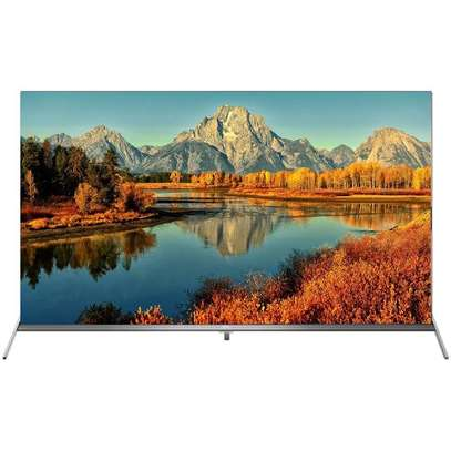 """TCL (55P8S) 55"""" inch 4K UHD Android Smart TV image 1"""