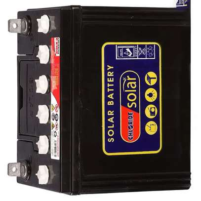 50 ah free maintenance battery image 1