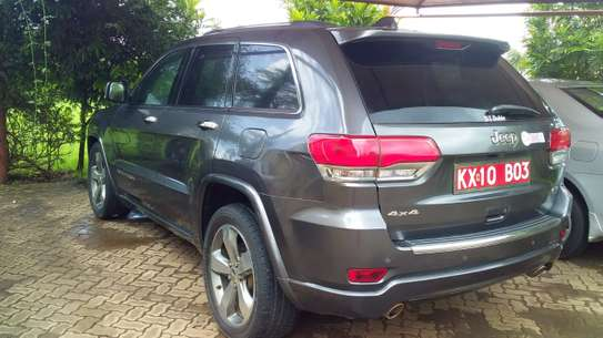Top-Notch Clean Jeep Grand Cherokee Ex-diplomatic image 8