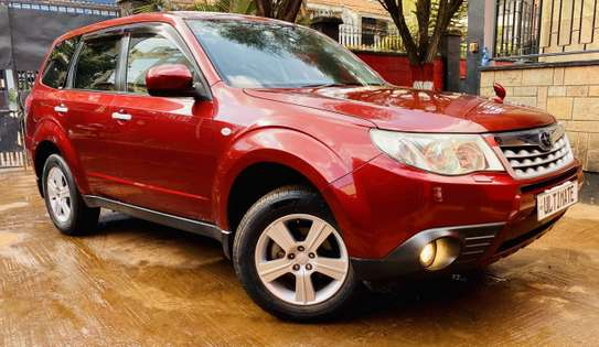 Subaru Forester 2.0 Automatic image 3