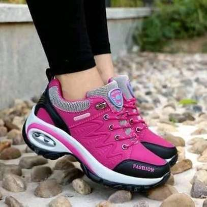 Pink Sneakers Size 39