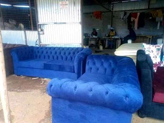 5 seaters chesterfield sofa