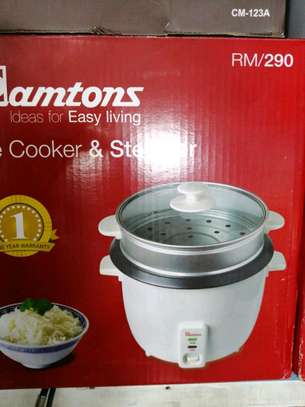 Rice Cooker with steamer/electric rice Cooker/rice Cooker image 1