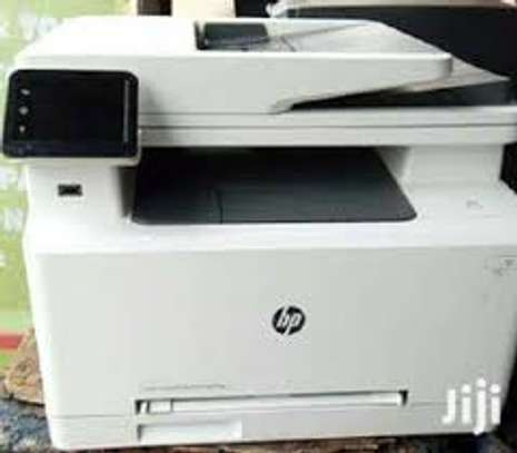 HP Laserjet Pro M277dw Wireless Print Copy Scan