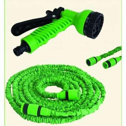 Magic Hose Pipe 30m/100ft Garden Water Green image 4