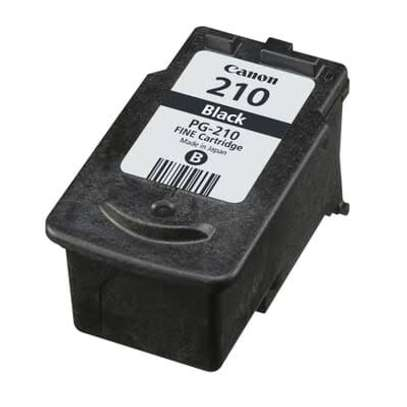 210inkjet cannon printer refilling services black image 1