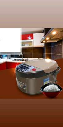 ELECTRIC RICE COOKER image 1