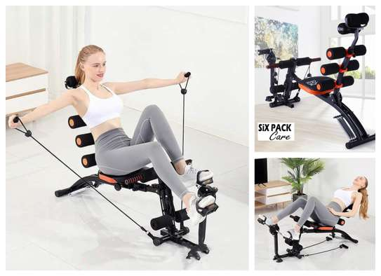 Abs Care 6 Pack machine image 1