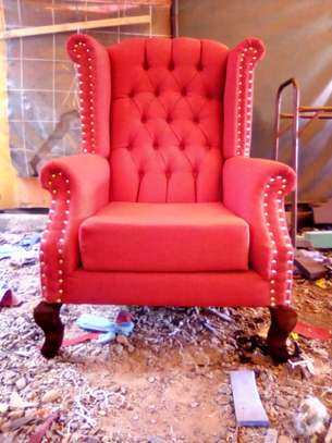 red King chair image 1