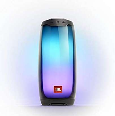 JBL Pulse 4 - Waterproof Portable Bluetooth Speaker with Light Show image 3