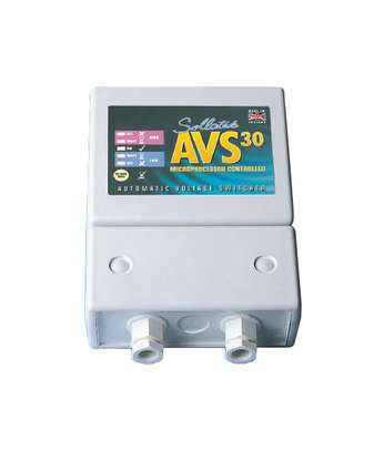 Automatic Voltage Switcher (AVS) 30A 1phase image 1