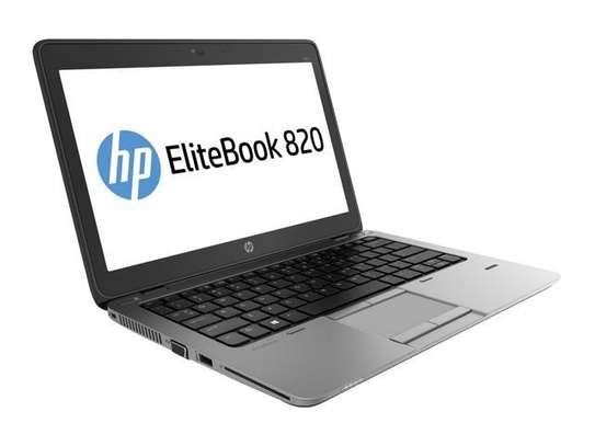 Hp Elitebook 820 laptop core i5 2.4ghz/500gb/4gb/backlit keyboard image 3