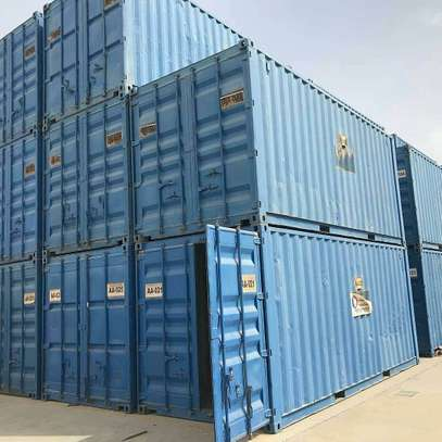 20ft shipping containers image 1