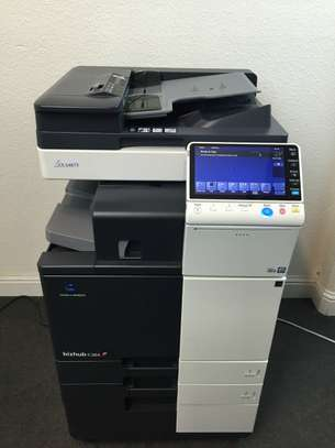 Newly Arrived Konica Minolta Bizhub C364e photocopier