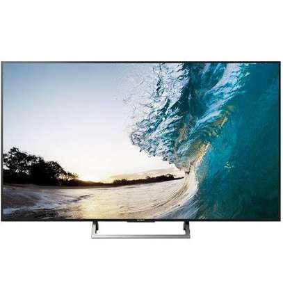 Sony 55 inch smart Android TV image 1