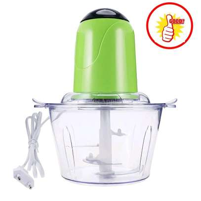 *Multi~fuctional electric  vegetable chopper &meat mincer image 2