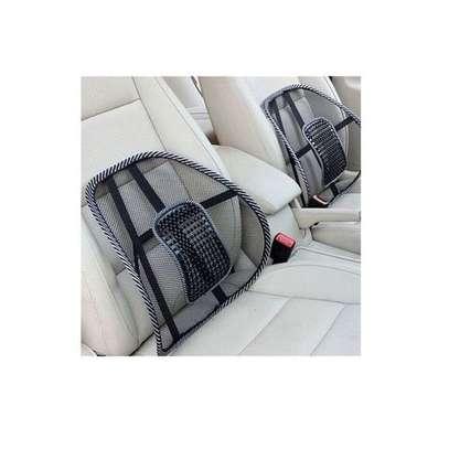 Support Back Rest Waist Brace Car Seat Support image 1
