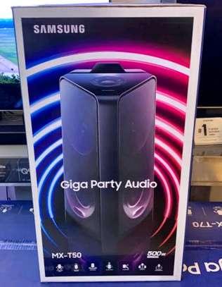 Samsung MX-T70 Giga Party 1500W Wireless Speaker image 1