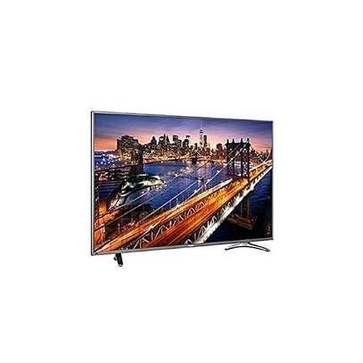 HISENSE 55″ – 4K UHD LED Smart TV – Black image 1