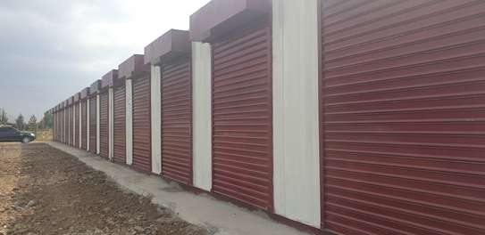 ROLLER SHUTTER DOORS fabrication and installation image 5
