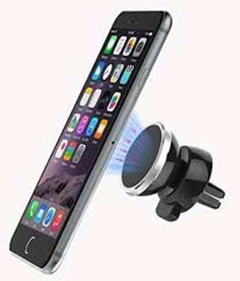 Car dashboard Mount Magnetic Phone Holder image 1