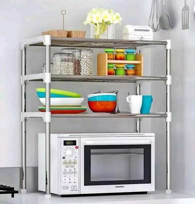 3 Tier Microwave Stand image 1