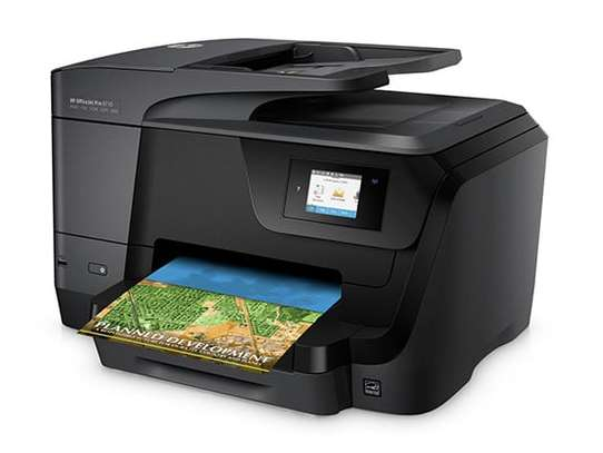 HP OfficeJet Pro 8710 All-in-One Printer image 1