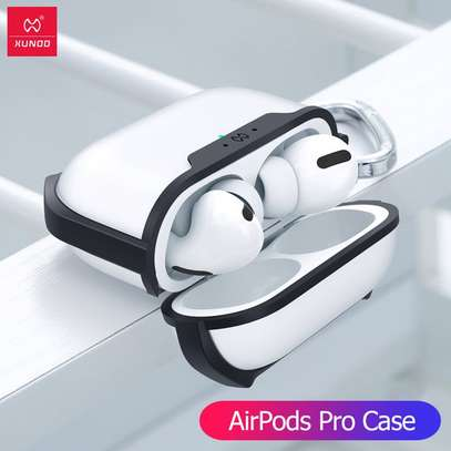 XUNDD XDCA-006 Smart cover for Airpods pro image 1