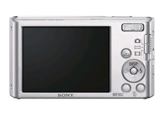 Sony Cyber-Shot Dsc-W830 Digital Camera Silver image 2