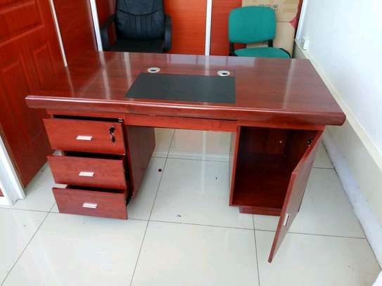Executive office desk image 2