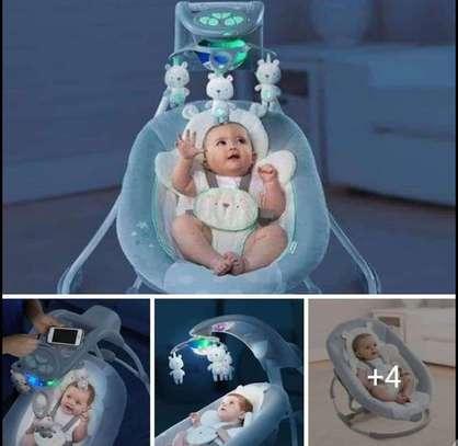 baby swings & Baby Rockers image 3