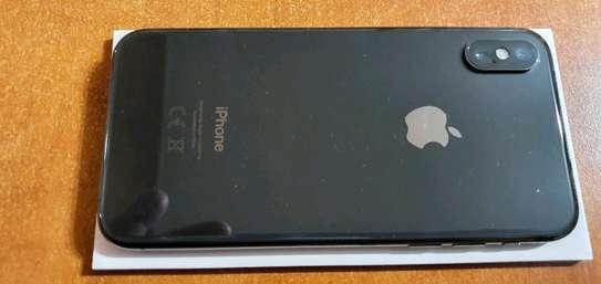 Apple Iphone Xs Max Silver 512 Gigabytes image 3