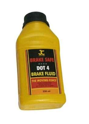 Car Brake Fluids-250ML image 1