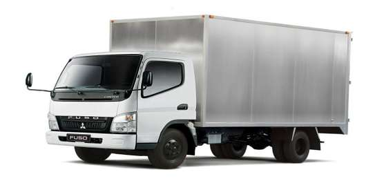 CANTER TRUCKS FOR TRANSPORT, MOVING & DELIVERY