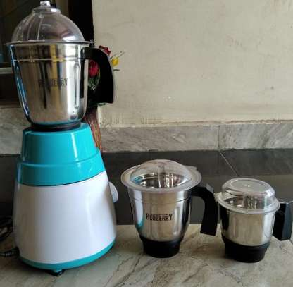 750 watts blender with Unbreakable jug RB108 image 1