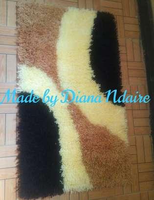 Shaggy Woolen Carpets image 3
