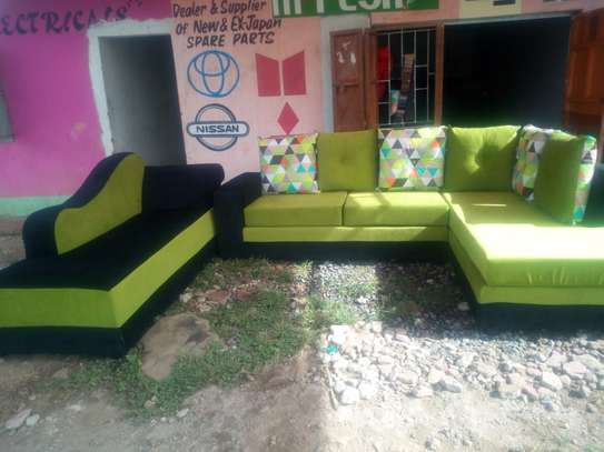 Corner Seat plus Sofa Bed